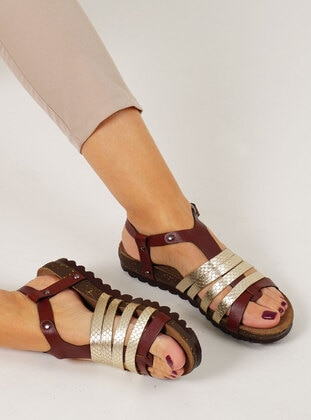 Brown - Sandal