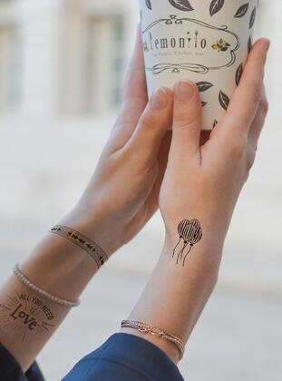 Black - Accessory - Flash Tattoos