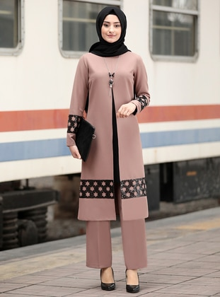 Mink - Evening Suit - Rabeysa