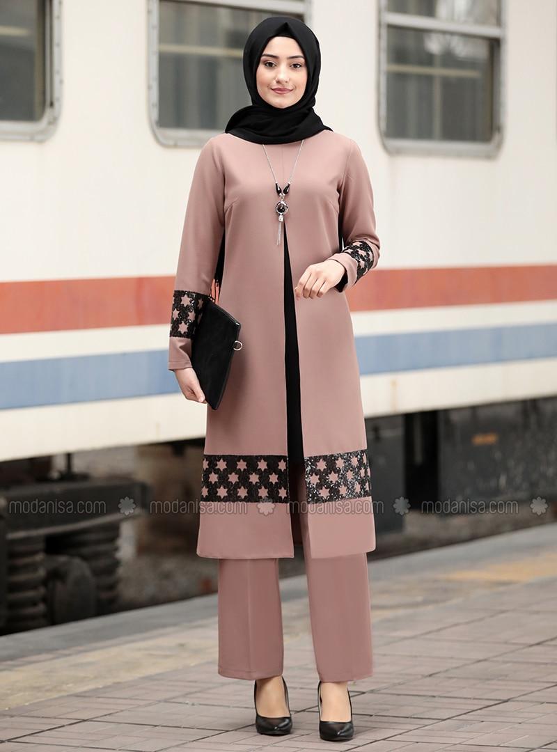 Mink - Evening Suit