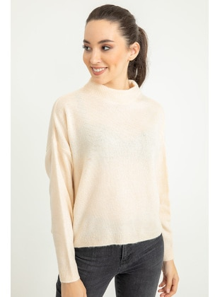 Cream - Knitwear