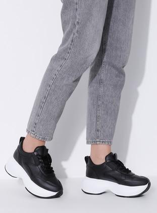Black - Black - Sport - Sports Shoes
