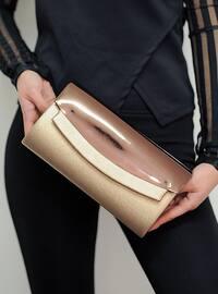 Copper - Satchel - Clutch Bags / Handbags