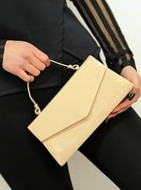 Nude - Satchel - Clutch Bags / Handbags