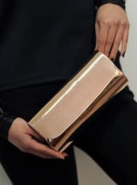 Copper - Clutch - Clutch Bags / Handbags