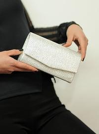 Lamé - Clutch - Clutch Bags / Handbags