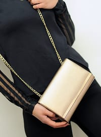 Mink - Clutch - Clutch Bags / Handbags