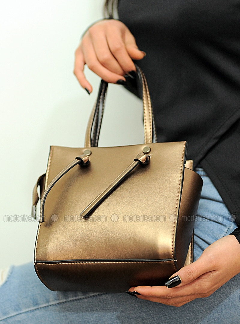 Copper - Satchel - Shoulder Bags