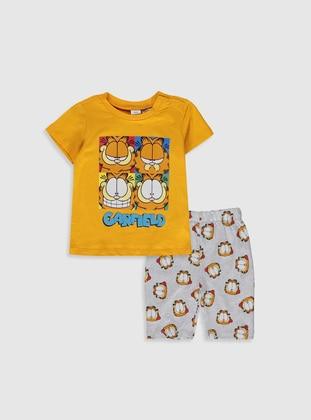 Orange - Baby Pyjamas