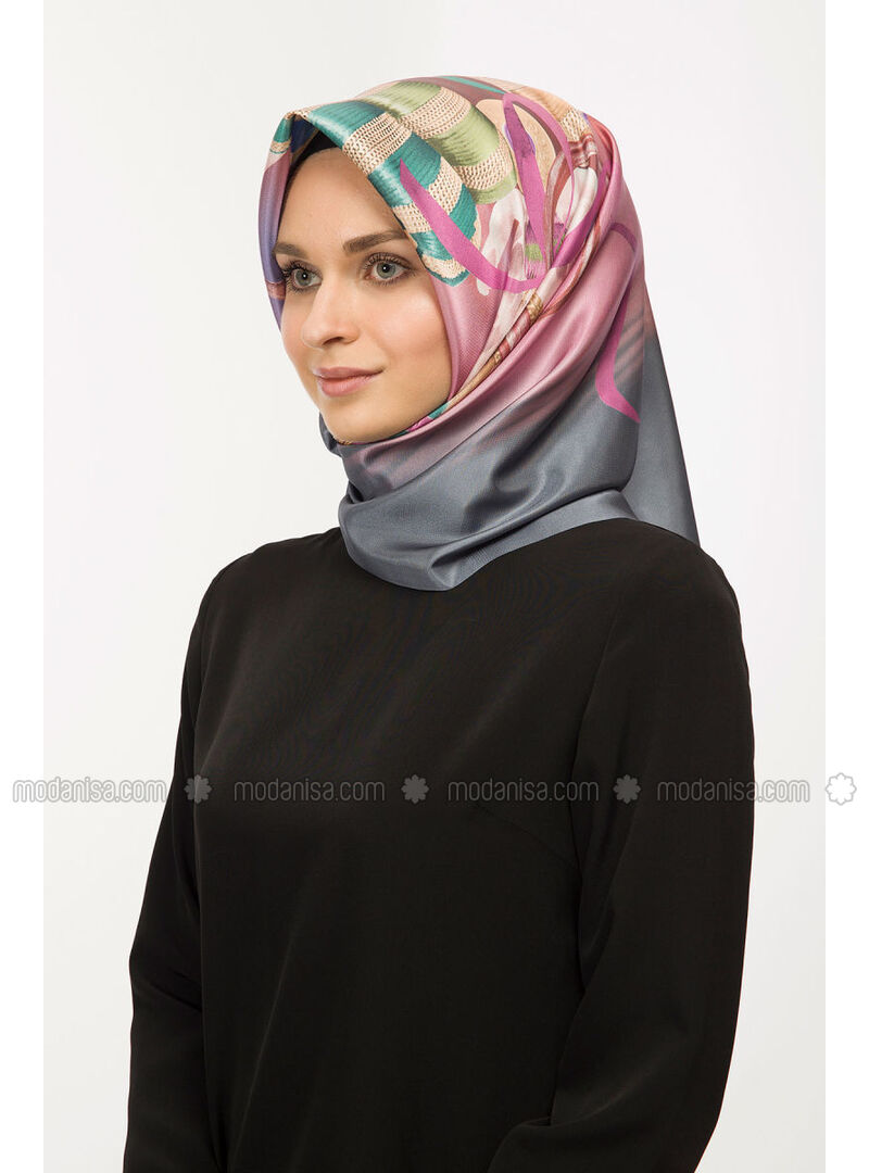 Anthracite - Scarf