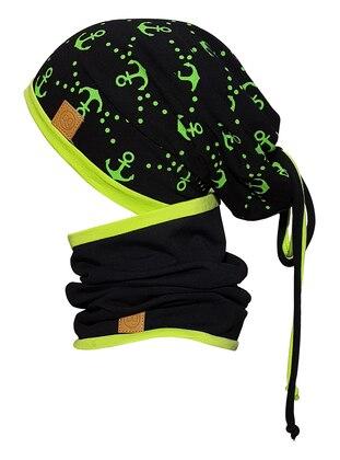 Multi -  - Black - Green - Accessory