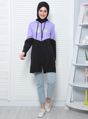 Multi - Lilac - Unlined -  - Suit