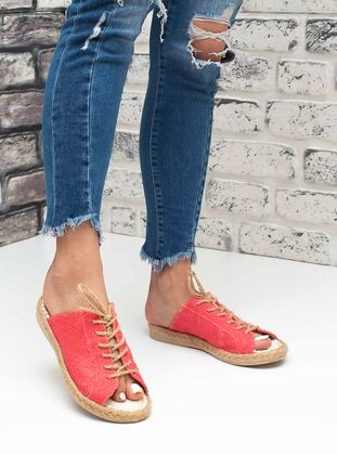 Coral - Sandal - Slippers