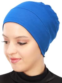 Saxe - Plain - Combed Cotton - Bonnet