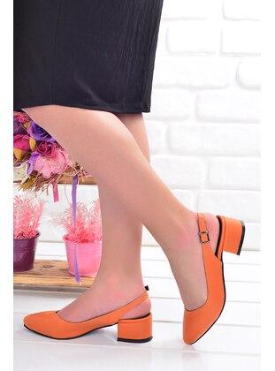 Orange - Sandal