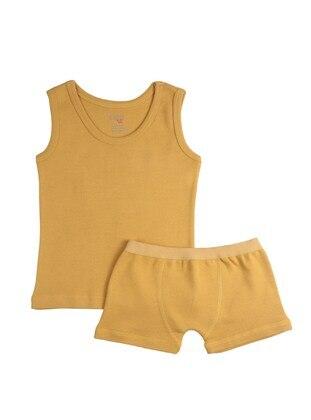 Mustard - Baby Underwear