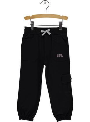 Black - Boys` Sweatpants