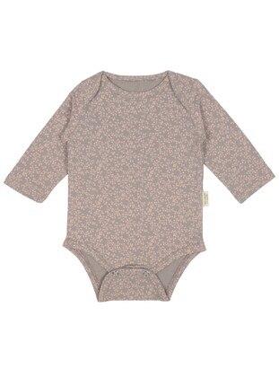 Gray - baby bodysuits