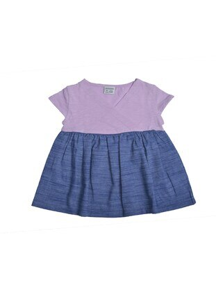 Lilac - Girls` Dress