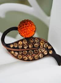 Bronze - Brooch