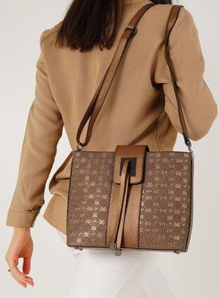 Bronze - Shoulder Bags