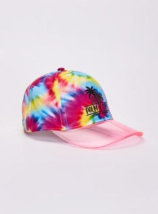 Multi - Girls` Hat