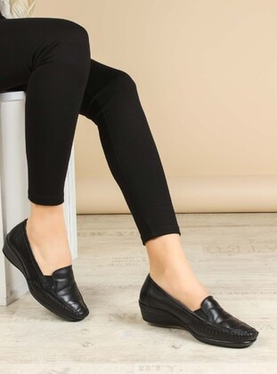 Black - Casual - Shoes - Fast Step