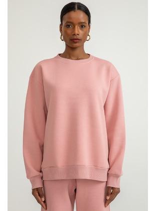 Dusty Rose - Sweat-shirt