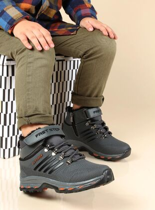 Smoke - Boot - Boys` Boots - Fast Step
