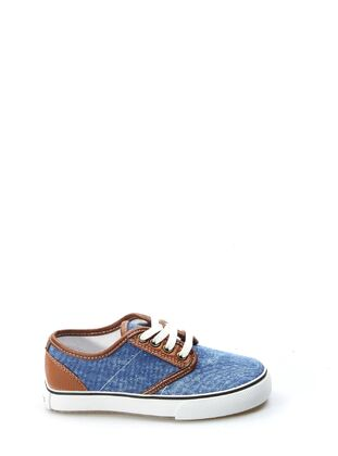 Blue - Casual - Girls` Shoes