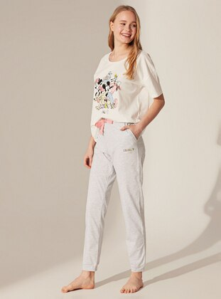 Gray - Pyjama - LC WAIKIKI