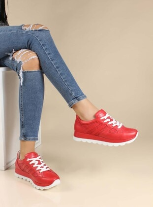 Multi - Red - Sport - Sports Shoes
