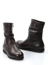 Brown - Boot - Shoes