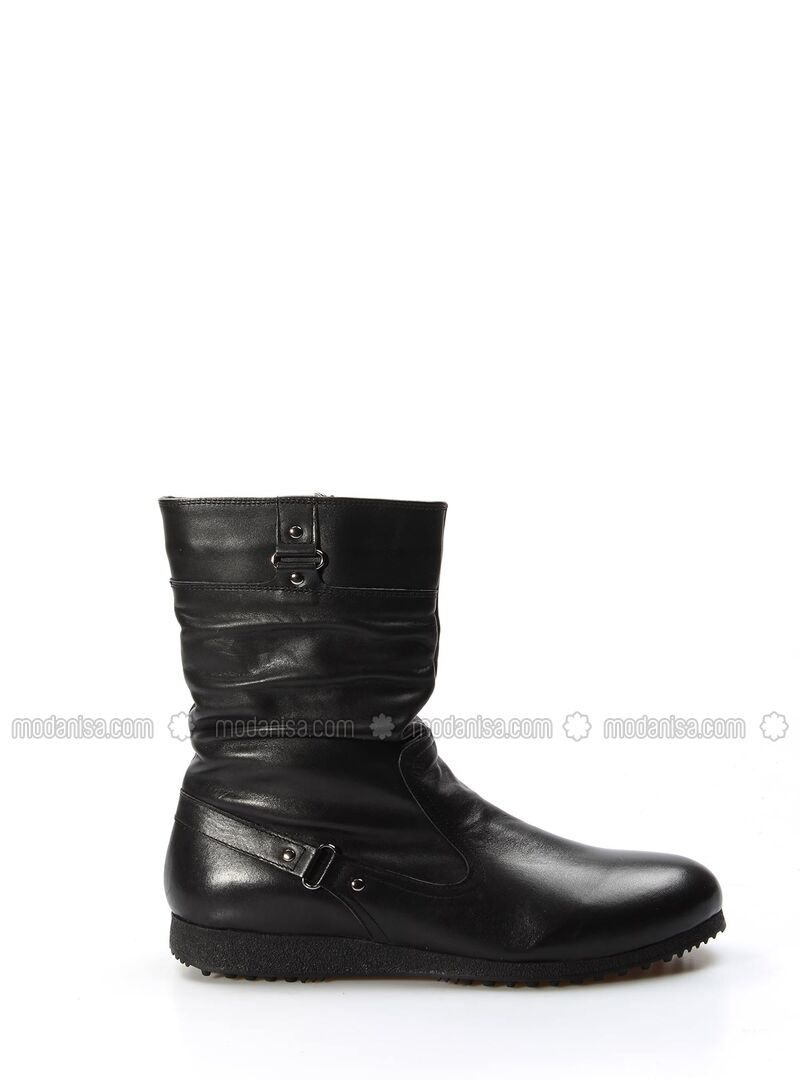 Black - Boot - Shoes