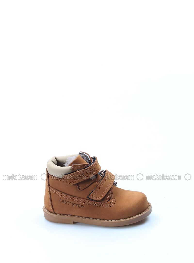 Tan - Boot - Boys` Boots