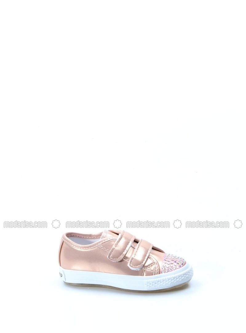 Pink - Casual - Girls` Shoes