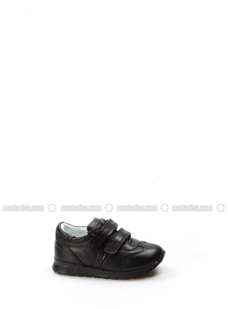 Black - Sport - Girls` Shoes