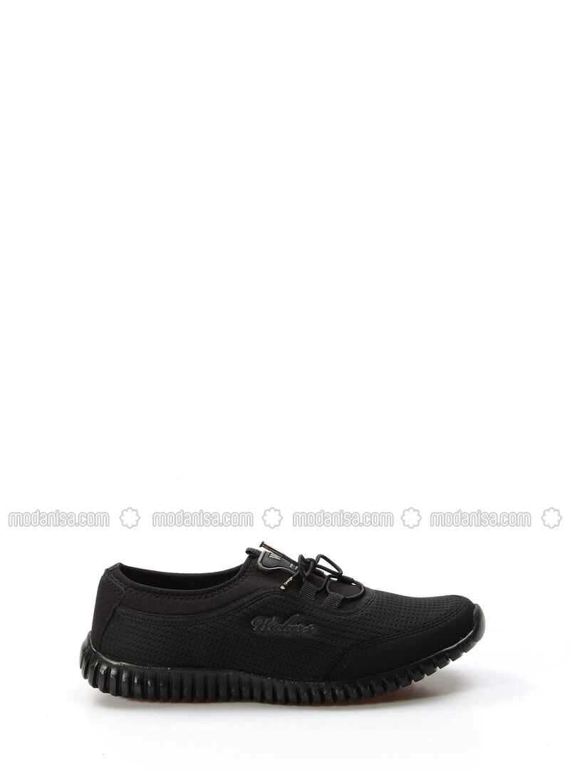 Black - Smoke - Sport - Sports Shoes