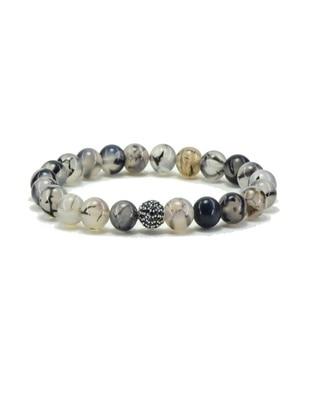 Gray - Bracelet