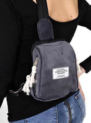 Smoke - Shoulder Bags