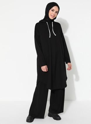 Black - Tunic - Peker