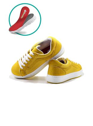 Yellow - Casual Shoes