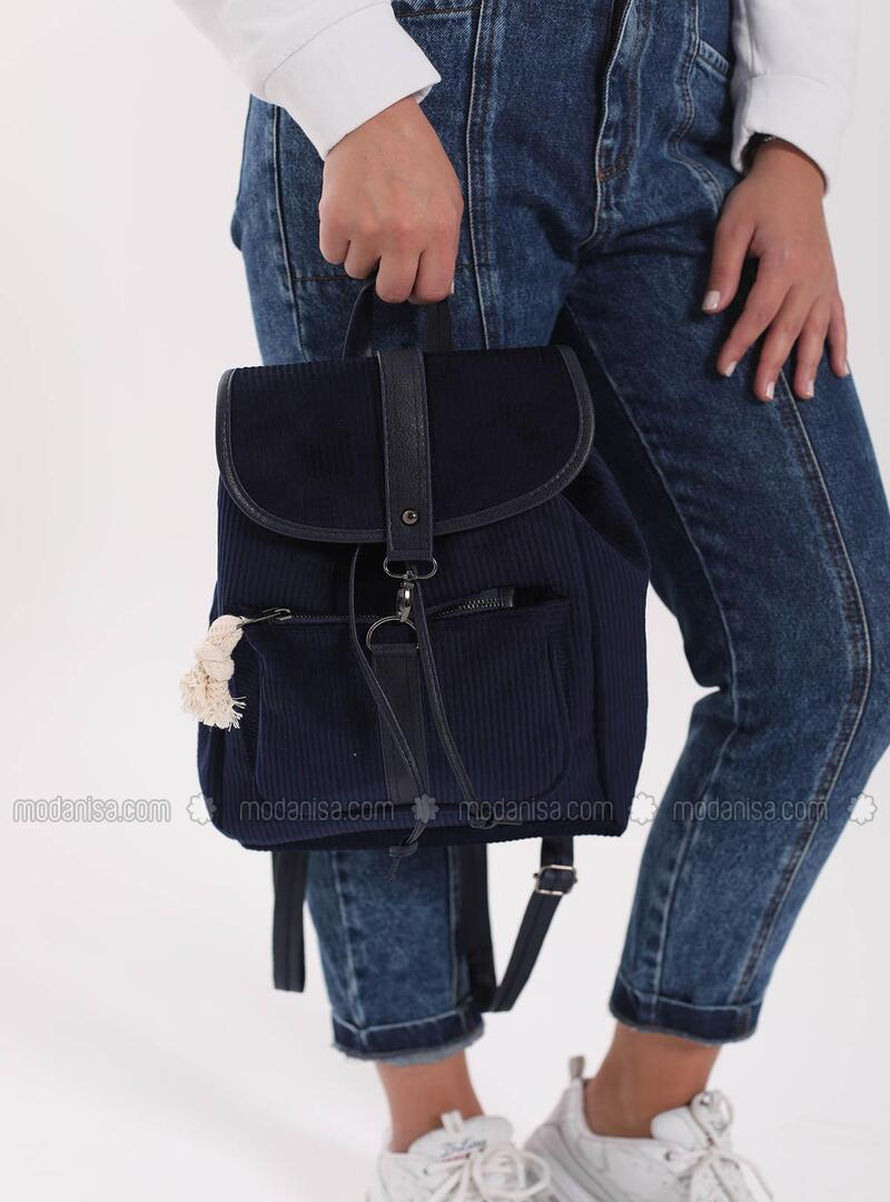 Navy Blue - Backpacks