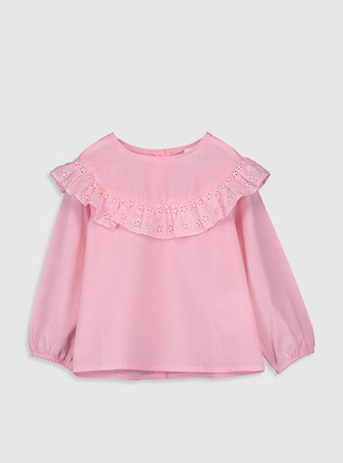 Pink - baby shirts