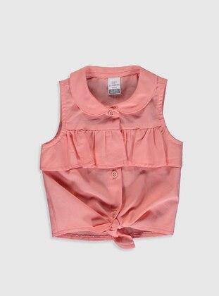 Coral - baby shirts