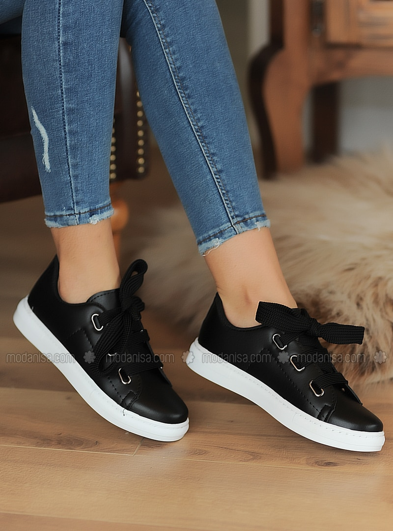 Casual - Sport - Black - Casual Shoes