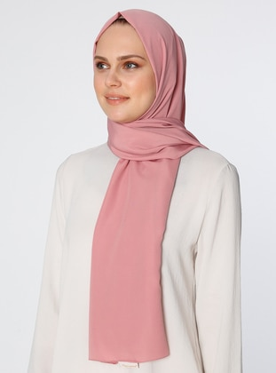 Dusty Rose - Pink - Powder - Shawl