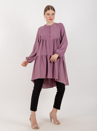 Rose - Crew neck - Tunic