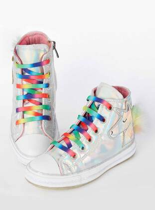 Multi - Girls` Shoes - Denokids