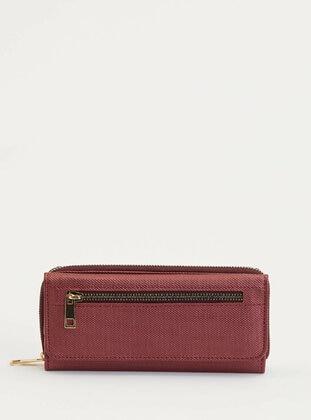 Maroon - Wallet